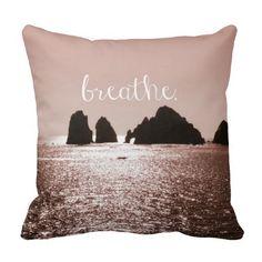Inspiration. Pillow