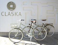 Claska Hotel - Tokyo // BIKE RENTAL by tokyobike