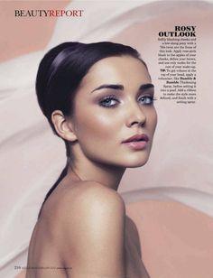 Vogue India Beauty, February 2012