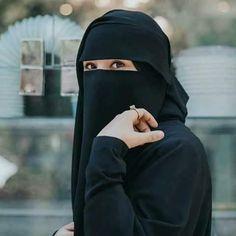 sabiilun nisaa Niqab Eyes, Hijab Niqab, Muslim Hijab, Arab Girls Hijab, Muslim Girls, Muslim Couples, Islam Women, Arab Women, Beautiful Muslim Women