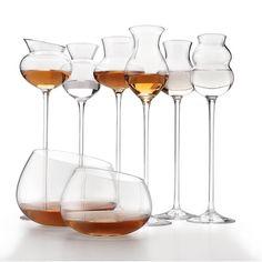 I Distillati set 6 stem glasses #distillati #stemglasses #luxury #ivv #homedesign #homedecor #style #design by m2italia http://discoverdmci.com