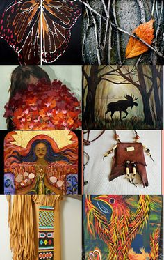 Fall for the Senses by Stacy Hatfield on Etsy--Pinned with TreasuryPin.com