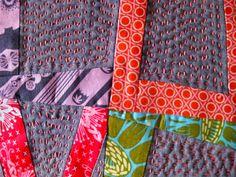pieceful life~~~mini quilt