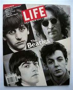 life magazine - the Beatles
