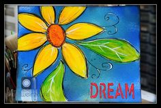 """Dream"" By Tracy Weinzapfel"