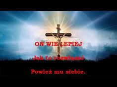 Koronka z prośbą by Jezus się TYM zajął (bez dzwieku, do modlitwy po cichu) - YouTube Youtube, God, My Love, Poland, Movie Posters, Movies, Bible, Prayers, Dios