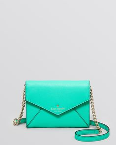 Kate Spade aqua or hot pink bag