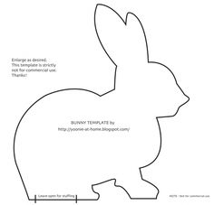 4043663_Bunny_Template (700x675, 136Kb)