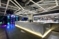 Club Octagon / Urbantainer