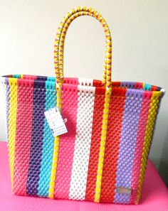 Wire Weaving, Basket Weaving, Beaded Bags, Cloth Bags, Purses And Handbags, Straw Bag, My Bags, Diy Projects, Tote Bag