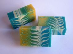 Ramy Soaps - Check out this awesome fade and mantra swirl!