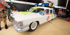 Replika Mobil dari Ghostbusters ini Akan Buat Para Kolektor Tergila-gila