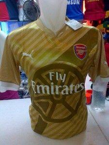 4022b9731 this is t-shirt jersey arsenal home. kaos jersey original
