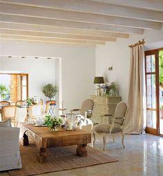 adelaparvu.com despre casa mediteraneeana din piatra, Majorca, foto ElMueble (15)