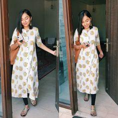 Ideas Sewing Patterns Girls Dresses Beautiful For 2019 Ethnic Outfits, Indian Outfits, Fashion Outfits, Indian Clothes, Pakistani Outfits, Fashion Styles, Fashion Ideas, Simple Kurti Designs, Kurta Designs Women