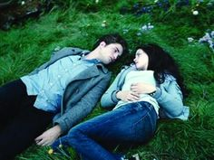 Meadow scene in Twilight... one of my favorite series... this scene came to the author in a dream!