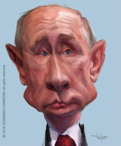 President Of Russia, Caricature, Presidents, Cartoon, Boots, Creativity, Crotch Boots, Caricatures, Shoe Boot