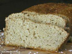 Grain Free Coconut Sweet Bread #paleo
