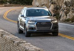 2017 Audi Q7 Review, Ratings, Specs, Prices, and Photos - The Car Connection