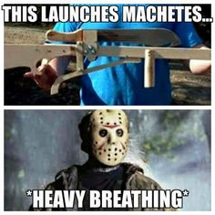 Machete Launcher #funny
