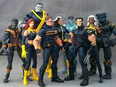 Ultimate Cyclops (Marvel Legends) Custom Action Figure