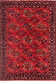 Afghan Ersari Rug | London House Rugs