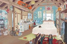 disney concepts & stuff- love this blog. The author is a really awesome person!