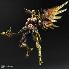 Pre-Order Square Enix DC Comics Hawkman Play Arts Figure