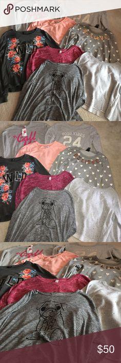 Sweater bundle 9 sweaters, not bm Brandy Melville Sweaters