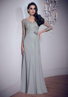 Вечерние платья Mori Lee осень 2013