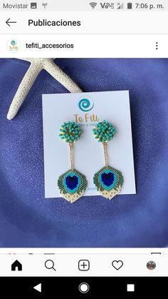 Seed Bead Jewelry, Bead Earrings, Seed Beads, Beaded Jewelry, Crochet Earrings, Handmade Jewelry, Beaded Bracelets, Brick Stitch, Beaded Flowers