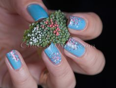 Broccoli Nail-Tutorial