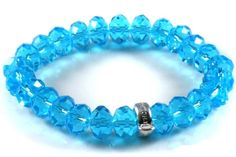Thomas Sabo Light Blue  Crystal Bracelet