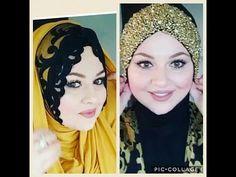 Turkish Hijab Style Tutorial 2017 - Part 4 - YouTube