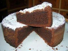 Torta Morbida al Cioccolato e Caffé