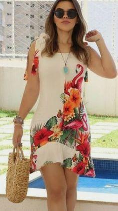 Modest Dresses, Simple Dresses, Casual Dresses For Women, Pretty Dresses, Short Dresses, Fashion Walk, Look Fashion, Fashion Outfits, Simple Casual Outfits