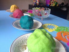 самодельный пластилин Play-Doh