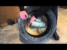Byg en vibrator til dit betonstøberi