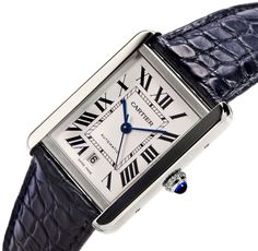 Cartier Tank Solo Extra Large Mens Watch W5200027