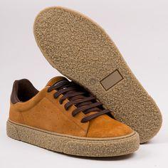 www.kaotikobcn.com  Made in Spain  #kaotiko #shoes #sneakers #brown #barcelona