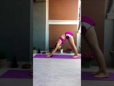 Yoga flow flexibility beginners for headstand - YouTube