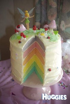 Isabelle's cake was