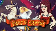 awesome King's Quest IV - DOS Video game Assessment