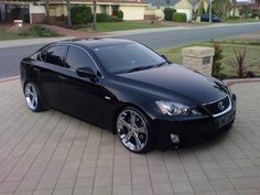 Lexus iS250 (I want so freaking bad!!!!!)