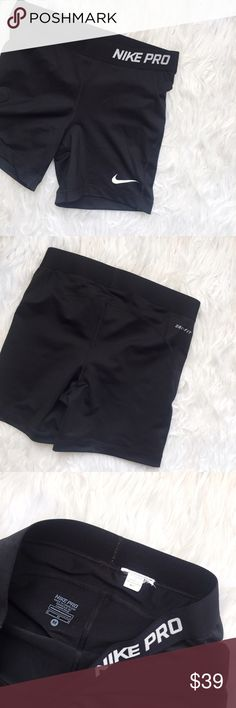 • Nike • Black Nike Pro Good condition. Open to offers. Nike Shorts