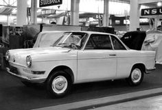 BMW 700 coupe (c.1959)