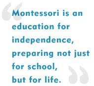 intellectual quotes about education | Fraser Valley Montessori School, Montessori Pre School in Abbotsford ...