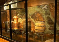 Micro Distillery | Dark Corner Distillery | Greenville, South Carolina - world's best moonshine