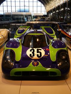 Porsche 917 K 1970,they were unbeatable on the track.