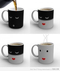 Waking up cup :D